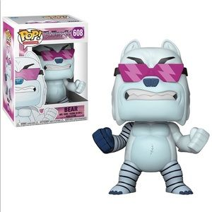 FUNKO POP Teen Titans Go Bear 608